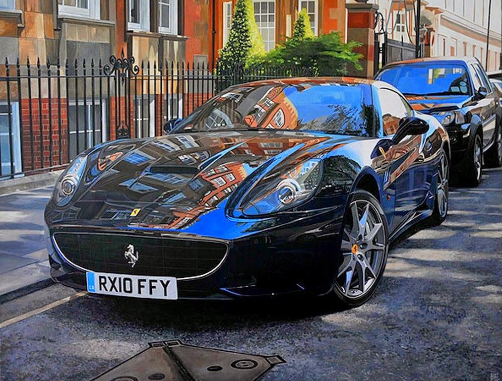 Pinturas de Autos