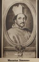 Jan Baptist (Marcarius) Simiomo 1616-1676