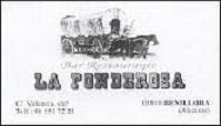 Bar-Restaurante La Ponderosa