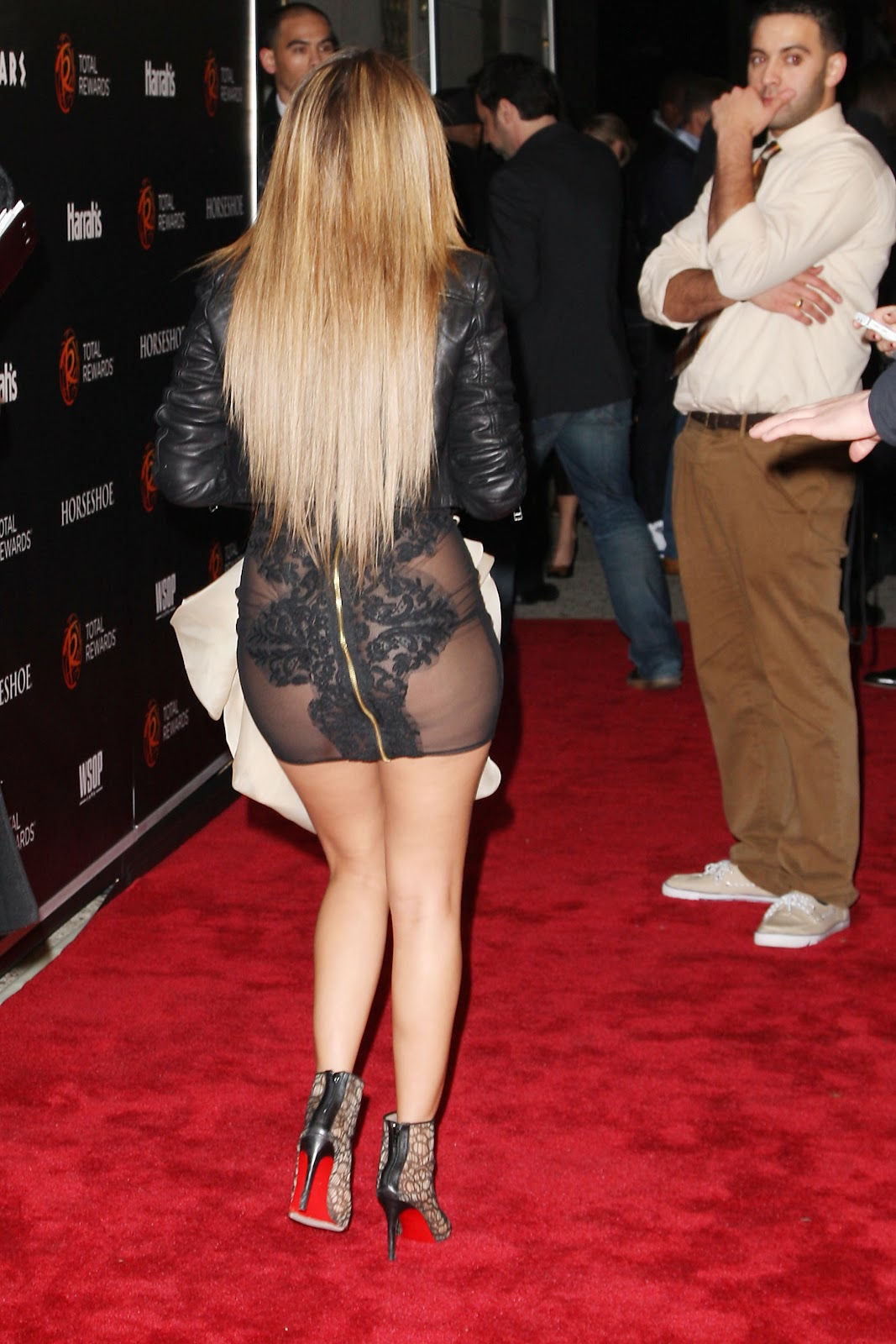 """Esta vez la ex """"Cheetah Girl"""" y ex novia de Rob Kardashian, se ..."""