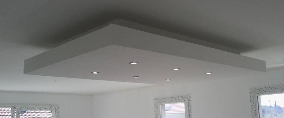 Plafond Placo Decoratif. Finest Pltre Placo Decoration Dcoration