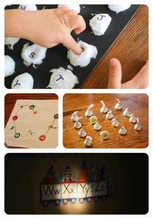 35+ Alphabet Activities for Toddlers & Preschoolers