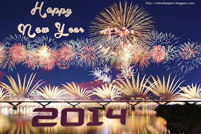 Latest Beautiful Happy New Year Wishes Greetings Photos Cards Wallpapers 2014