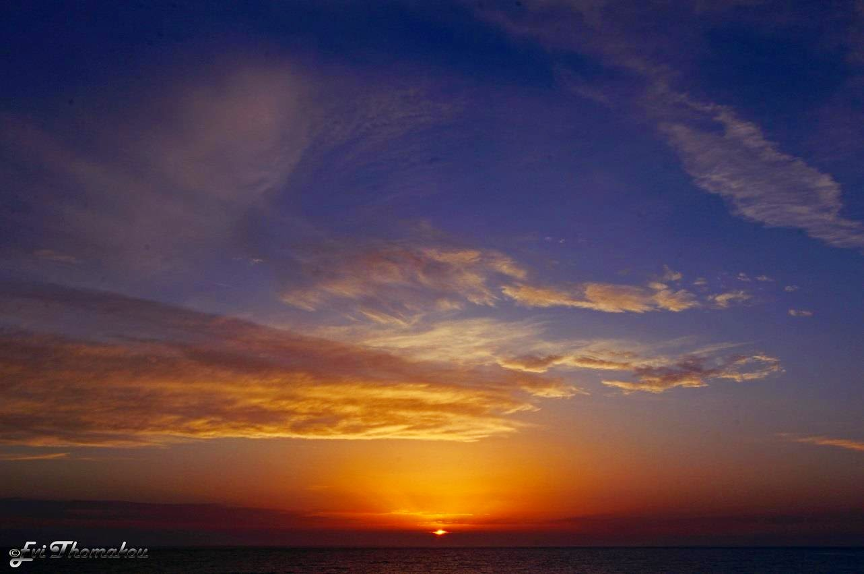 Sunrise at Korfos beach, Gavdos - Ανατολή ηλίου, παραλία Κόρφου, Γαύδος