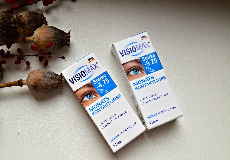 Můj svět kosmetiky  Kontaktní čočky z DM (Visiomax) 06a90c652d4