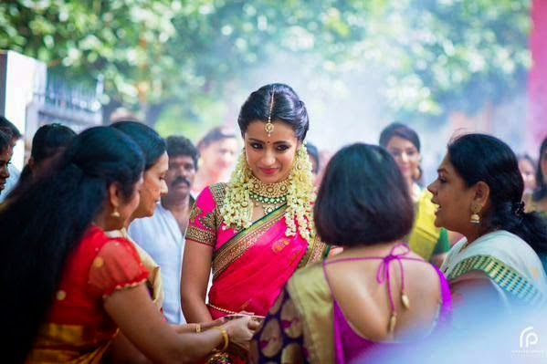 Trisha Wedding marriage engagement pics