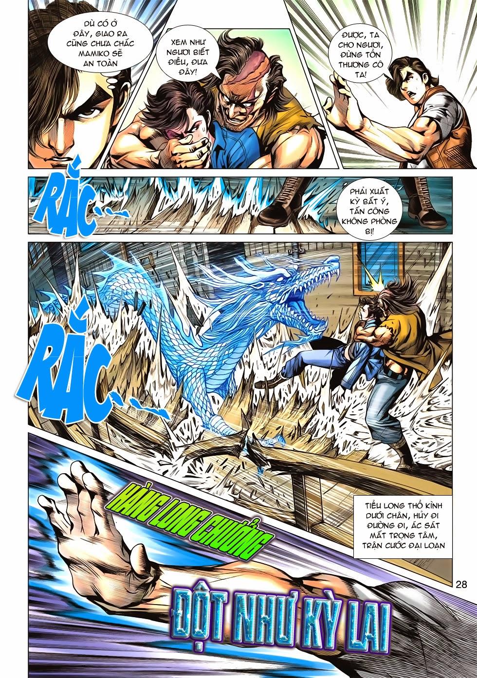 Tân Tác Long Hổ Môn chap 626 - Trang 28