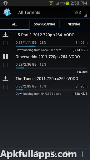 aTorrent PRO - Torrent App v2.0.1.9