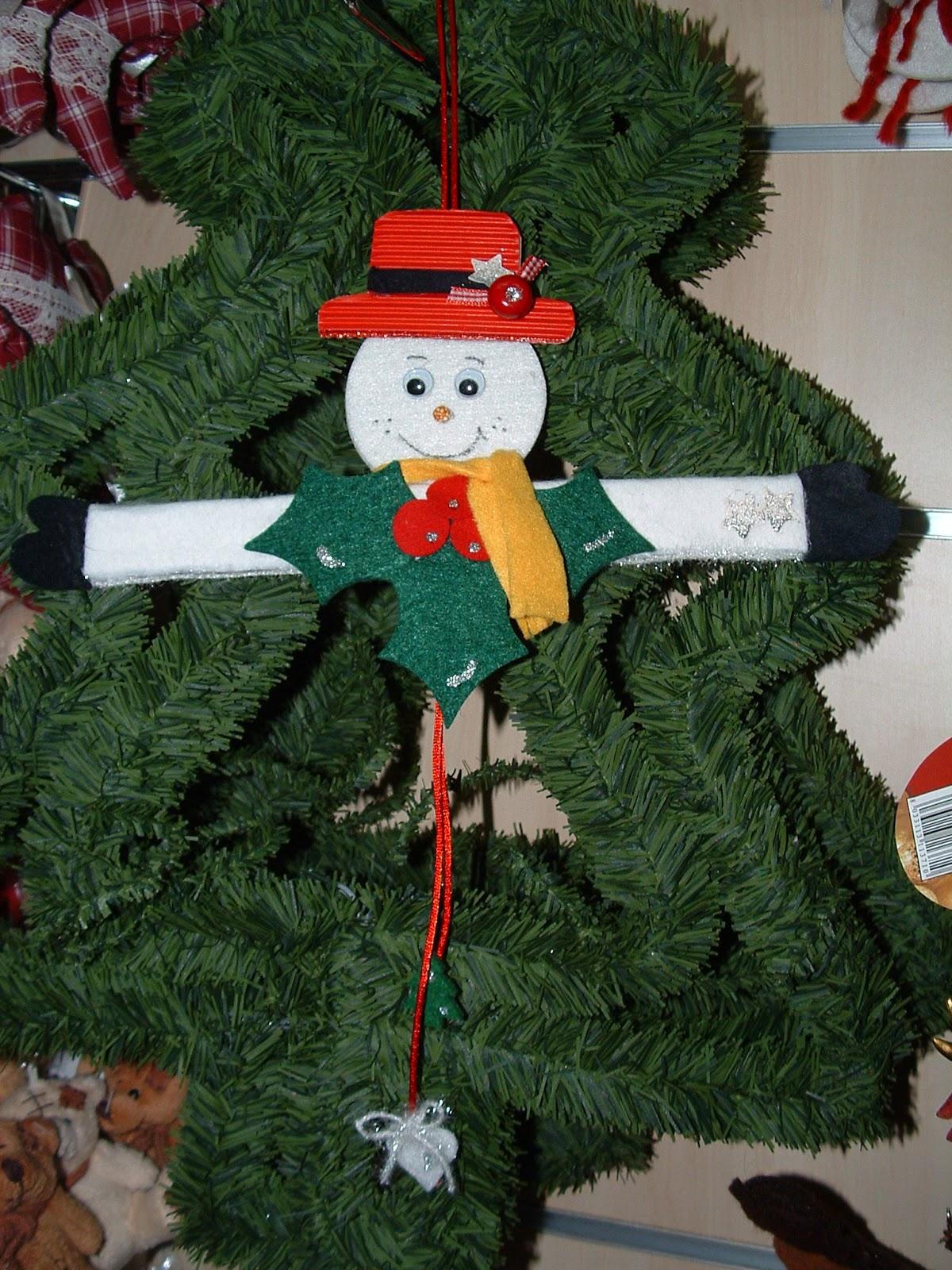Il bruco lavoretti natalizi per la scuola primaria e dell for Addobbi di natale scuola primaria