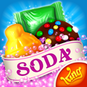 Candy Crush Soda Saga Icon Logo