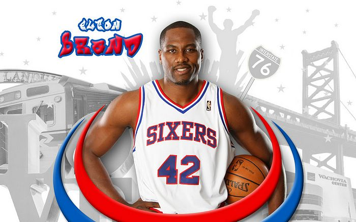 Elton Brand Basketball Wallpaper