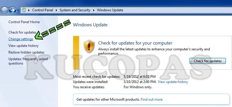 Mengembalikan Layar Windows 7 Yang Eror Menjadi Hitam