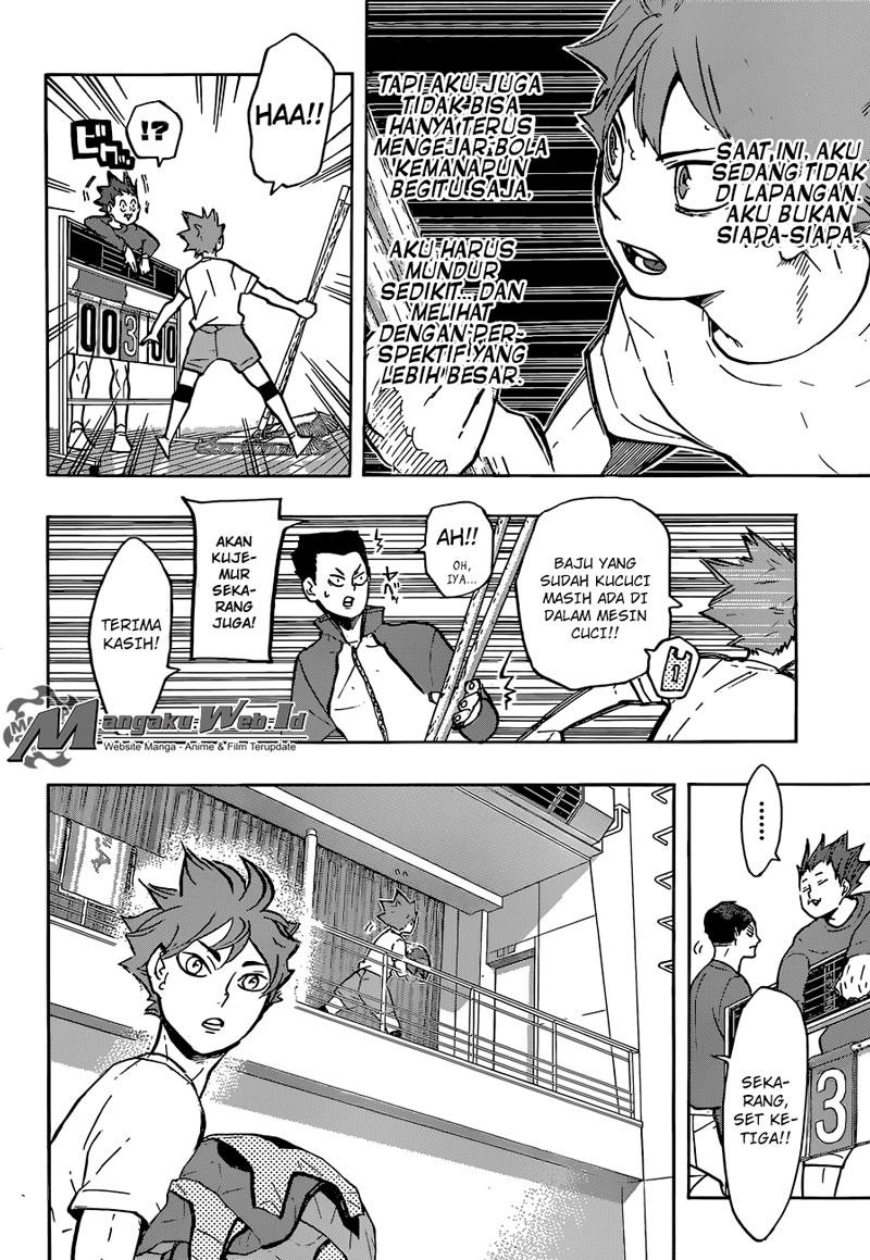 Haikyuu!! Chapter 212-5