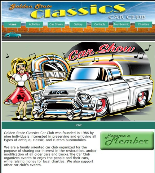Private Lives Of Classic Cars Paso Robles CA Golden State Classic - Paso robles car show