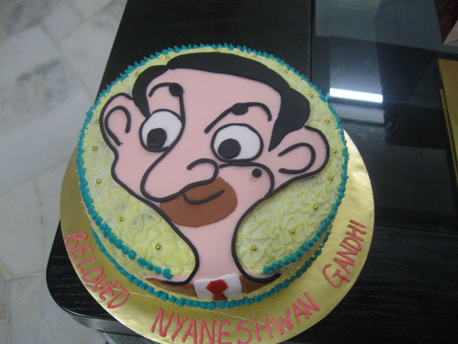 Cakes Amp Cupcakes For All Occasions Mr Bean Cake
