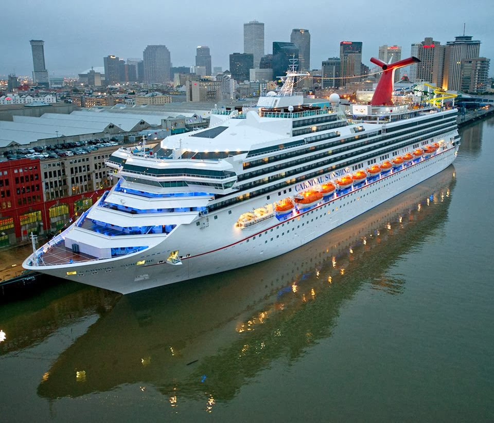 Ray S Cruise Blog Carnival Sunshine Cruise Review