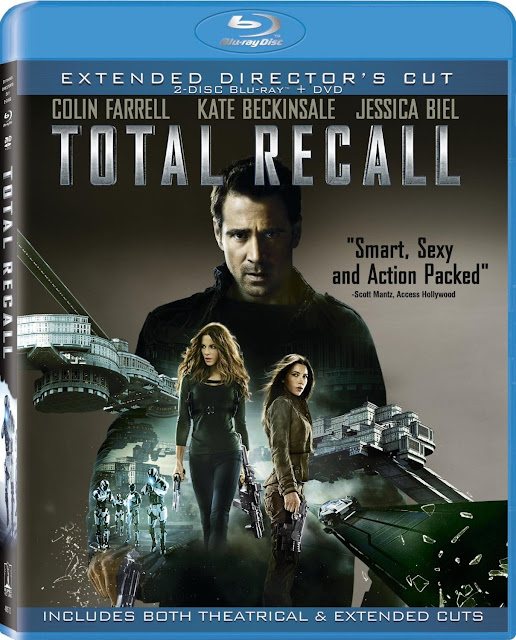 Total Recall (2012) Bluray  Movie Download