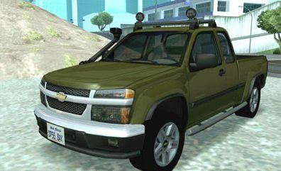 Bueno compas aqui les traigo mi primer camioneta, que es una Chevrolet