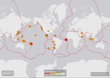 MÁS Terremotos en el mundo