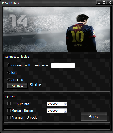 points fifa 14 gratuit