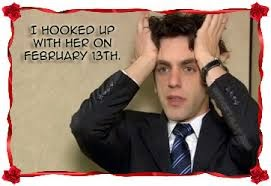 the office valentines day cards