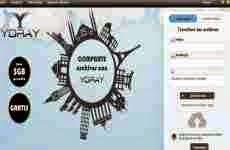 Ydray: servicio online para enviar archivos de hasta 5 Gb. de forma gratuita