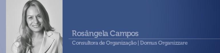 Rosângela Campos - Coluna Semanal