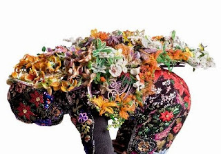 decorate, fantasy, modern art, Nick Cave