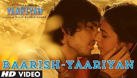 Baarish - Yaariyan (2014)  Watch Online