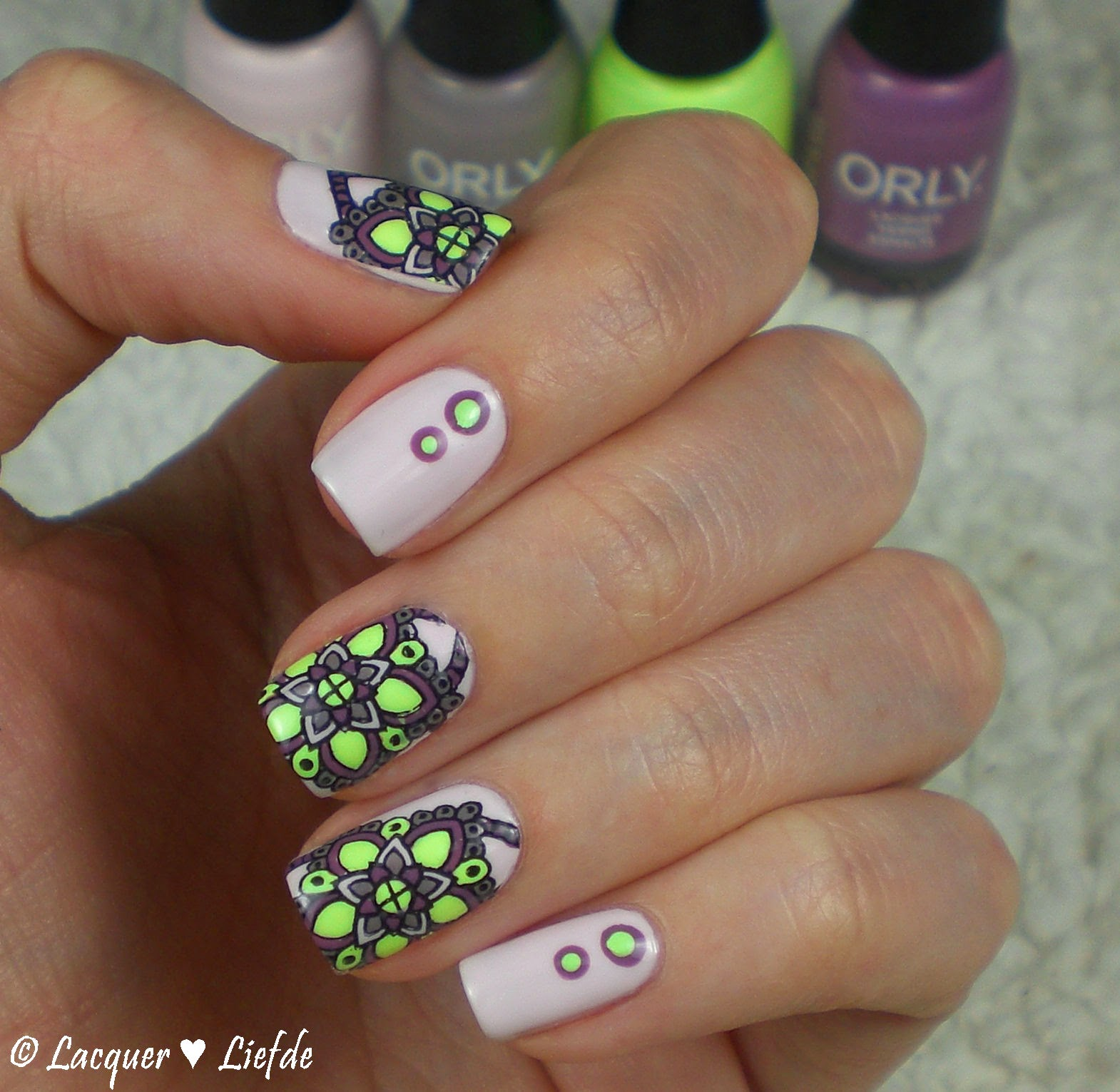Orly Sugar High Flowers