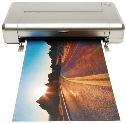 Canon PIXMA IP100 Portable Printer Review