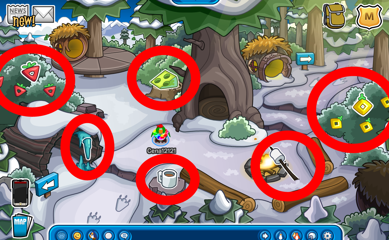 Club Penguin Puffle Party 2015 Cheats