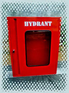 Box Apar Box Hydrant Type A2 - Kaca