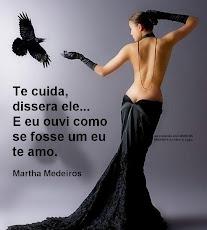 Martha Medeiros...