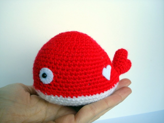 Amigurumi Whale : AllSoCute Amigurumis: Haiku And The Amigurumi Whale