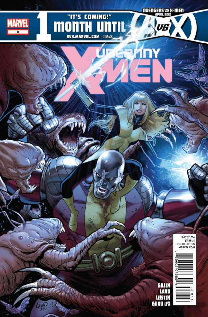 Spoilers are officially up for Uncanny X-Men # 8 by Kieron Gillen and Greg ...