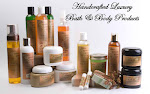 Urban Essence Salon & Spa Handcrafted Luxury Bath & Body Products