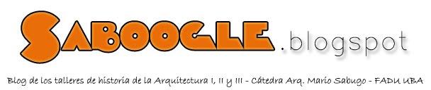 Saboogle BlogSpot