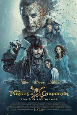 Pirates of the Caribbean Dead Men Tell No Tales 2017 Eng HC HDCAM 480p 300Mb