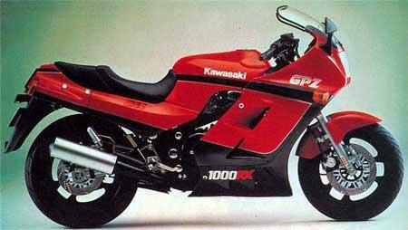 gambar Kawasaki GPZ 1000RX