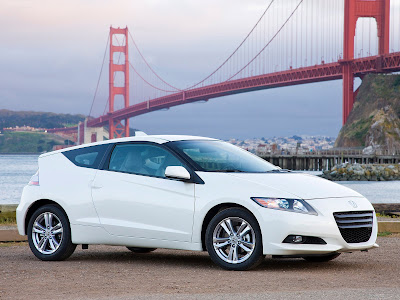 2012 Honda CR-Z Review and Owners Manual