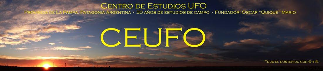 CENTRO DE ESTUDIOS UFO