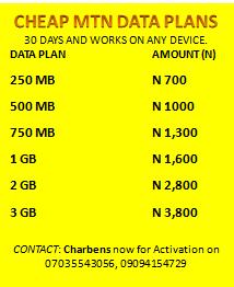 Cheap data plan