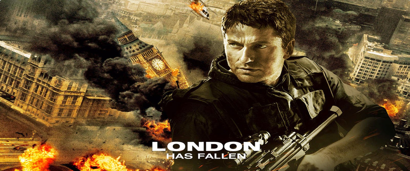 London Has Fallen (2016) free online