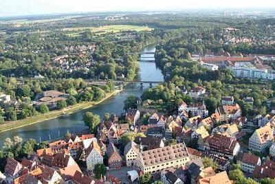 el Danubio en Ulm