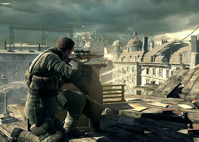 Sniper Elite V2 Full Español 1 link