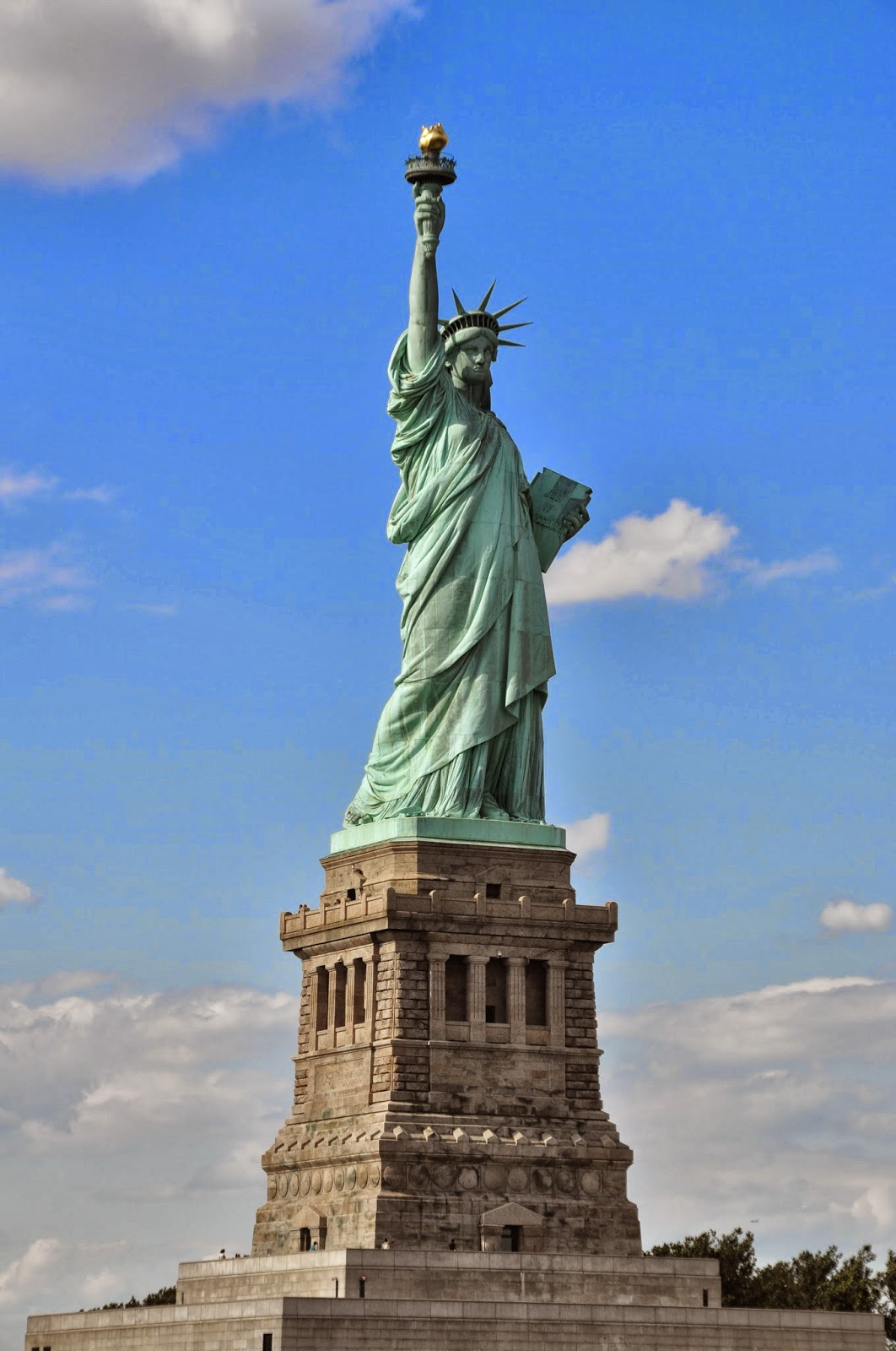 Liberty Island New York