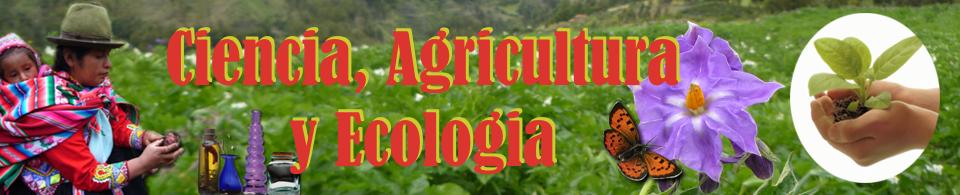 Ciencia Agricultura y ecología
