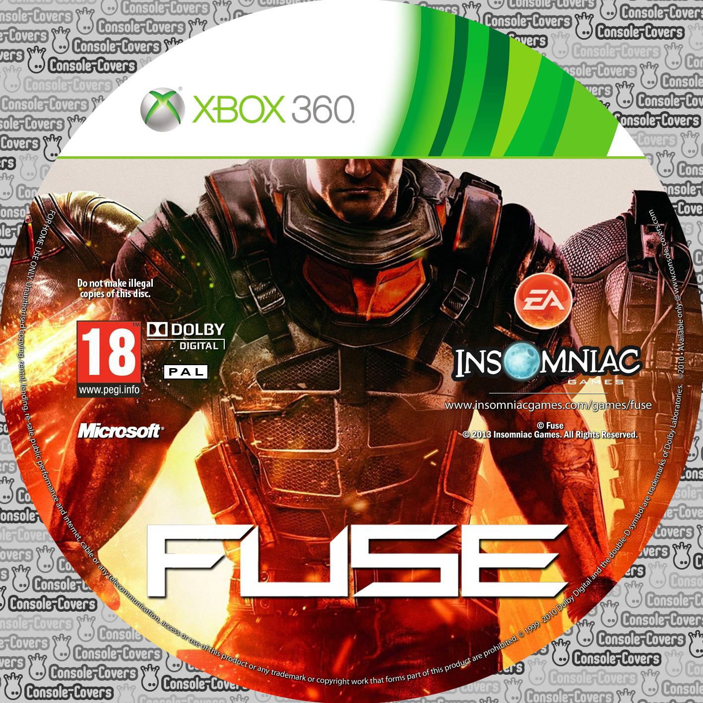 Baixar Fuse Xbox on fuse world, fuse box art, fuse demo review,