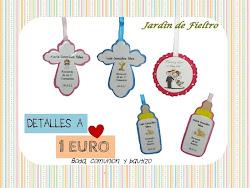 DETALLES A 1 €